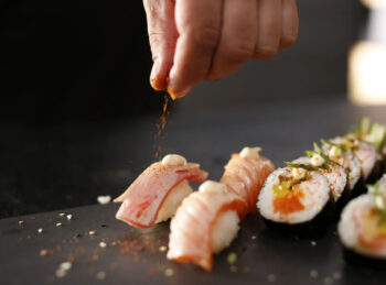 sushi salotto culinario